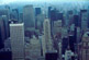 Manhattan dall' Empire State Building