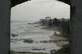 L'Atlantico a Cape Coast