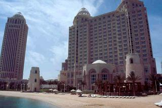 Four season hotel di Doha